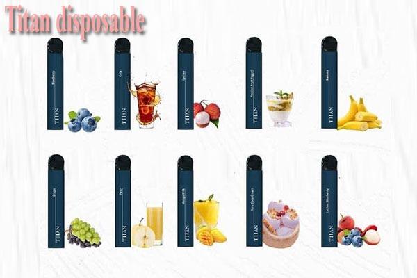 Titan disposable
