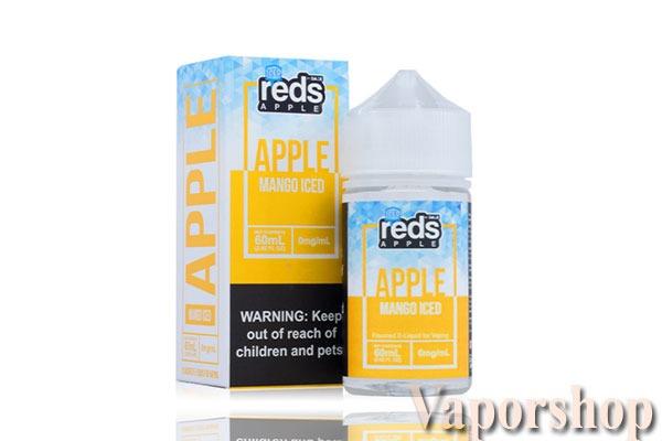 7daze iced reds apple mango