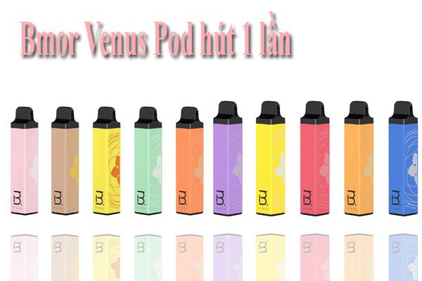 Bmor Venus disposable Pod hút 1 lần