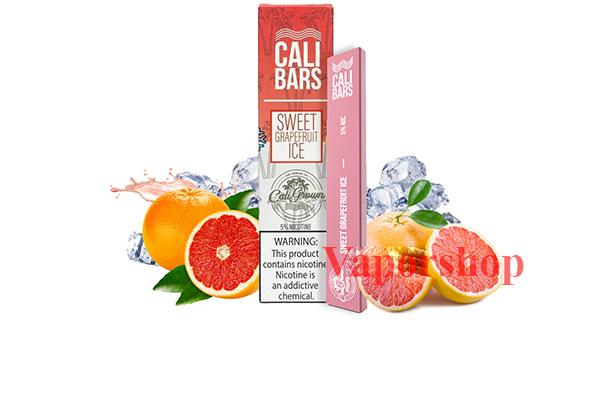 Cali Bars Sweet Grapefruit ICE