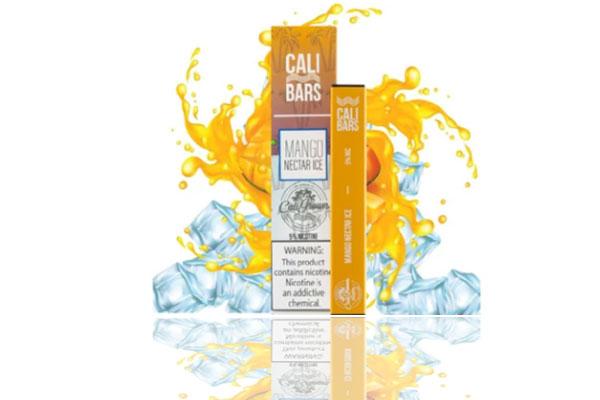 Cali Bars Fruit mix honey Ice