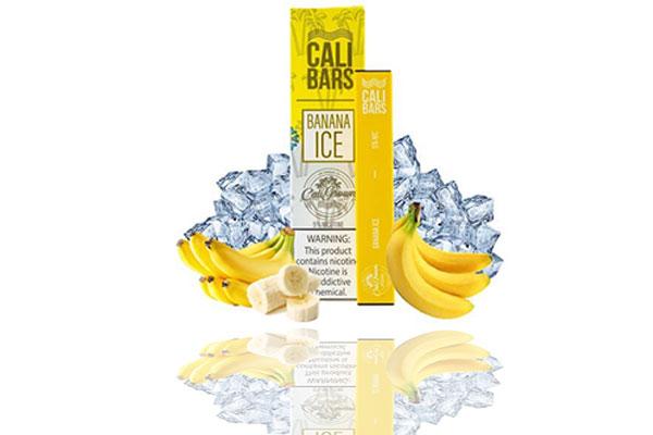 Cali Bars Banana Ice