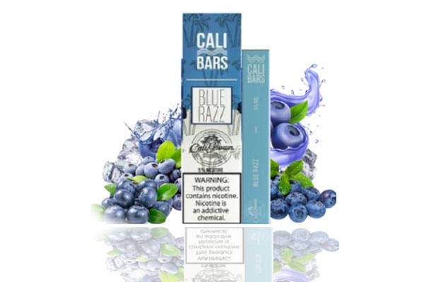 Juice Eliquid Ice Blue berry