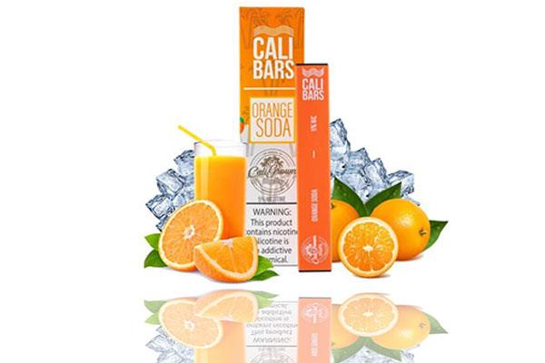 Cali Bars Orange Soda