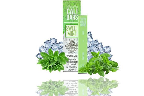 Cali Bars Sweet Mint