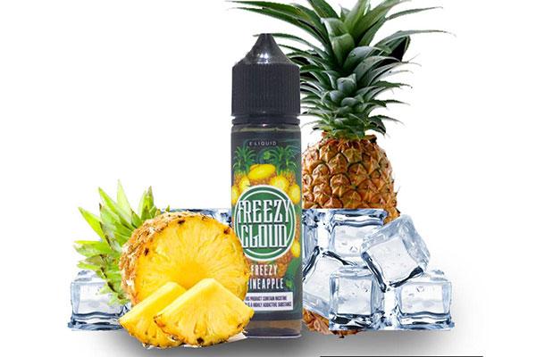 Freezy cloud – pineapple ( vị dứa)