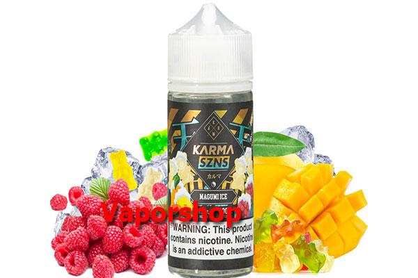 Juice Karma Karma -  tinh dầu thuốc lá nổi tiếng