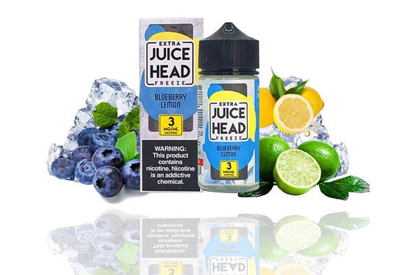 Juice head việt quất chanh