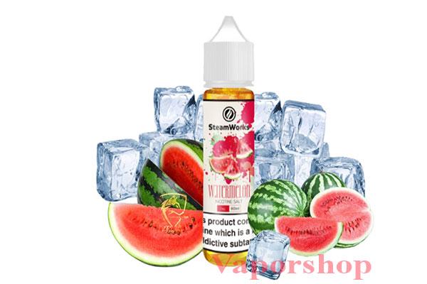 Steamworks watermelon ice