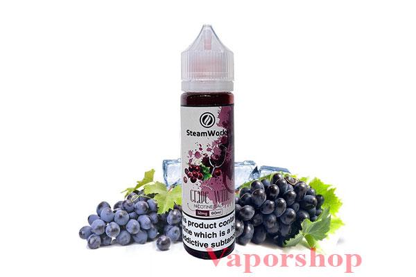 Steamworks grape wine