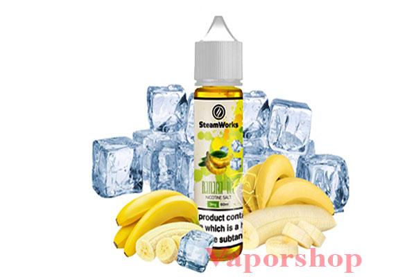 Steamworks banana ice