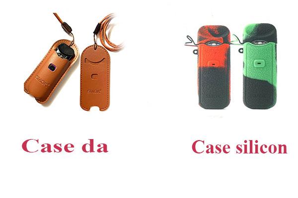 2 loại case đang phổ biến