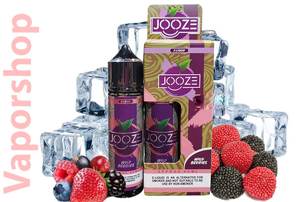 Tinh dầu vape Jooze Strawberry 60ml