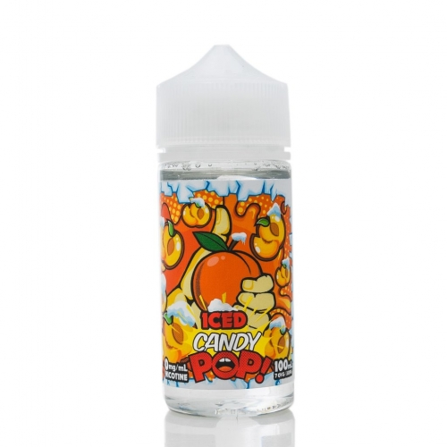 CANDY POP ICED PEACH GUMMIES100ML