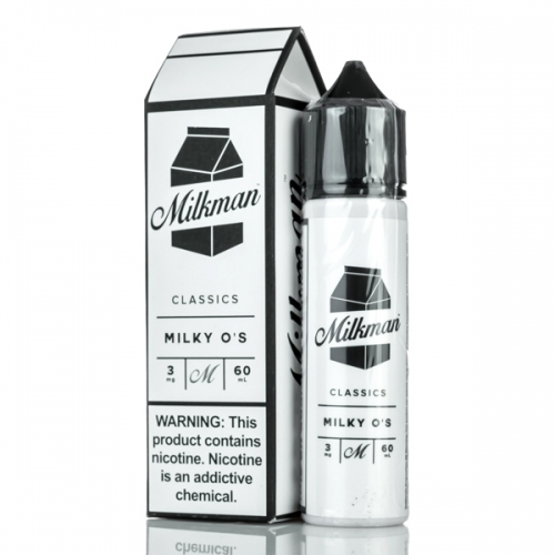 THE MILKMAN E-LIQUID MILKY OS 60Ml