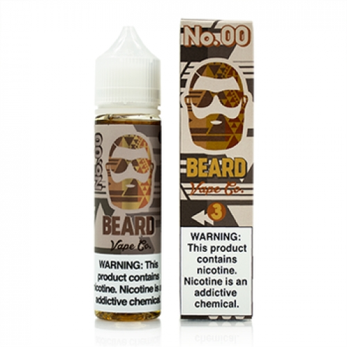 Beard No.00 60Ml