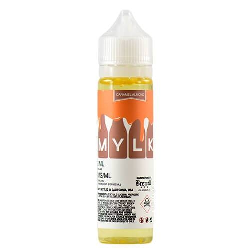 CARAMEL ALMOND BY MYLK BY BREWELL VAPORY 60ML