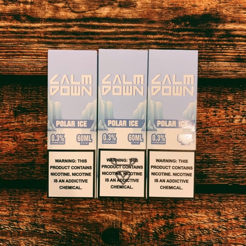 CALM DOWN ELIQUID POLAR ICE 60Ml