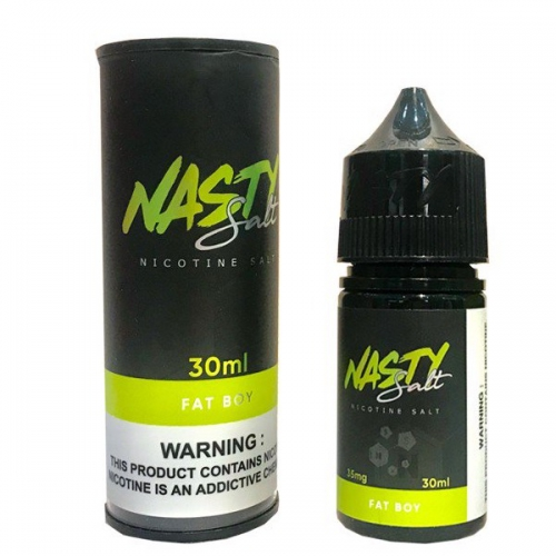 Nasty Salt Reborn Fat Boy 30Ml
