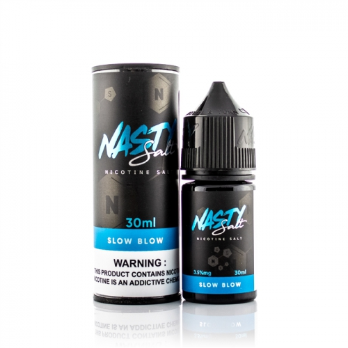 Nasty Salt Reborn Slow Blow 30Ml