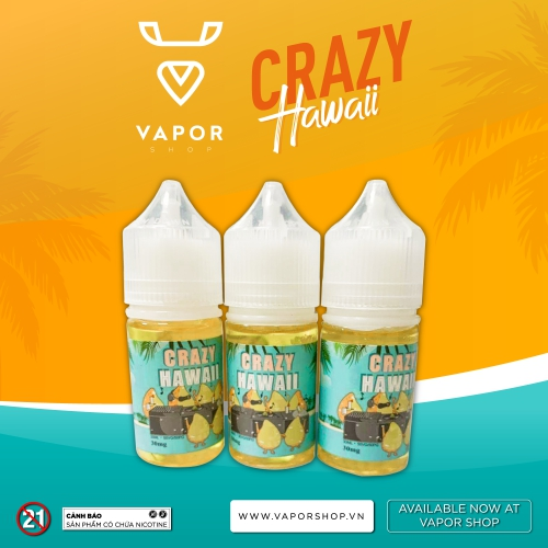 Crazy Hawaii 30ml