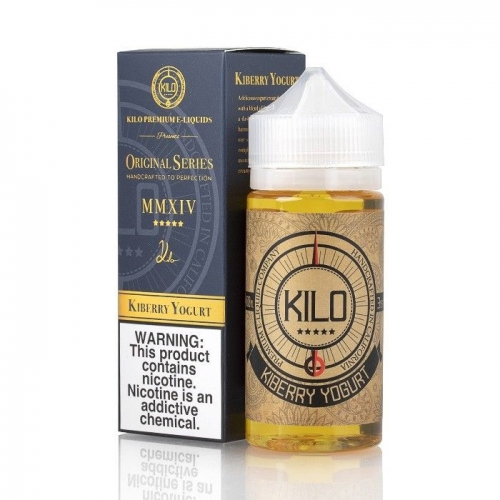 KILO KIBERRY YOGURT 100ML
